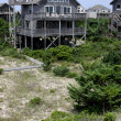 Outer Banks Beach House — Stock Photo