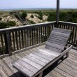 Outer Banks Deck Chair — Foto Stock