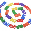 Dominoes — Foto de Stock