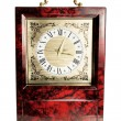 mantle clock — Stock Photo