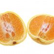 Royalty-Free Stock Photo: Halves of Orange