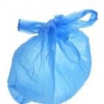 plastic boodschappentas — Stockfoto