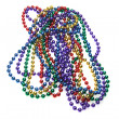 Stock Photo: Strings of Beads