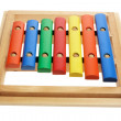 Stock Photo: Xylophone