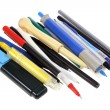 Stock Photo: Collection of Pens