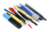 Collection of Pens — Foto Stock