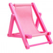 Miniature Deckchair — Stock Photo