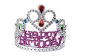 Birthday Crown — Stock Photo