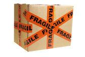 Cardboard Box — Stock Photo