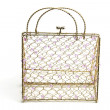Wire Handbag — Stockfoto