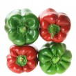 Capsicums — Stock Photo