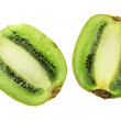 Halves of Kiwifruit — Stock Photo #5754480