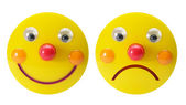 Smiley Toys — Stock Photo
