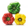 Capsicums — Stock Photo #5777873