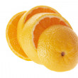 Slices of Orange — Stock Photo #5787102