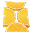 Slices of Orange — Stock Photo
