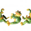 Frog Figurines — Stock Photo