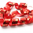 Red Gift Ribbon — Stock Photo #5825107