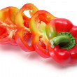 Slices of Capsicum — Stockfoto #5825160