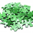 Royalty-Free Stock Photo: Jigsaw Puzzle Pieces