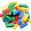 Stock Photo: Building Blocks