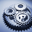 Gear Wheels — Stock Photo #5870392