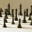 Chess Pieces — Stock Photo #5870502