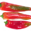 Banana Peppers Chilies — Stock Photo