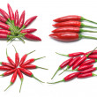 Red Chillies — Stock Photo #6460976