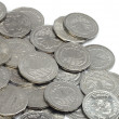 Stock Photo: Coins of Bangladesh