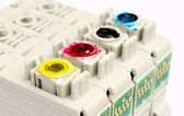 Printer cartridges — Stock Photo