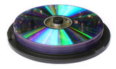 Writable DVD pack — Stock Photo
