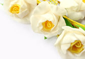 Decorative rose — Stock Photo