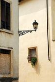 Verona architecture details — Stock Photo
