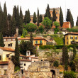Castel San Pietro in Verona - Stock Photo