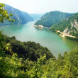 Royalty-Free Stock Photo: Danube canyon