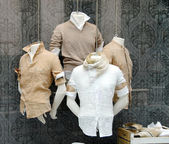 Clothes shop — Photo