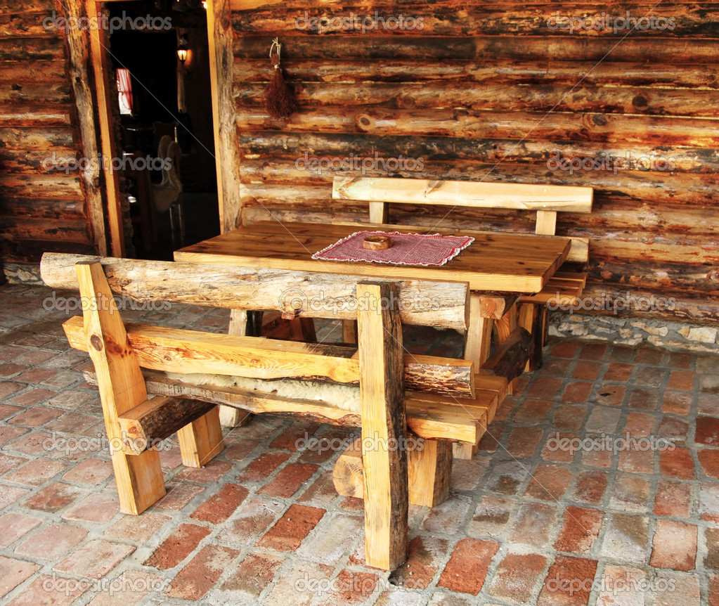 Rustic furniture stock photo simply 6707350 for 64 rustic terrace bristol ct