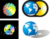 World music 2 — Stock Photo