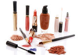 Different cosmetics, beauty concept — Stock Photo