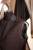 Tailors mannequin a Work in progres — Stock Photo