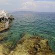Stock Photo: Island corfu