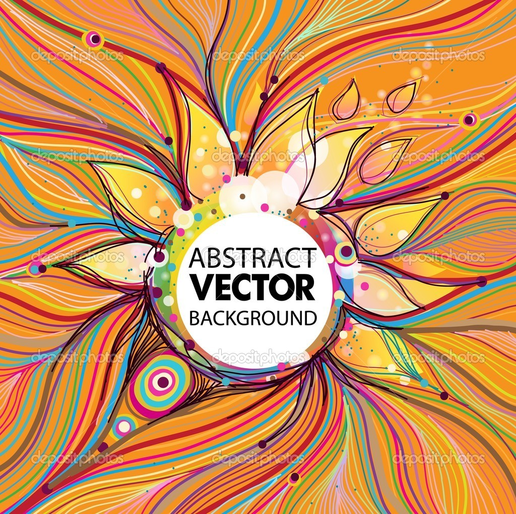 Vector abstract background — Stock Vector #6019845