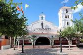 Spanische kirche an der costa del sol — Stockfoto