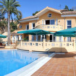 Large expensive luxury villa in Spain — Stock Photo