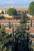 Moderne kerkhof in granada spanje — Stockfoto