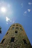 プエルト ・ バヌス スペインのムーア人の見張り塔 — ストック写真