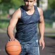 Basketball. - Stock Photo