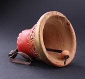 Ceramic bell — Stock Photo