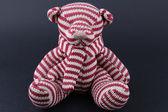 Teddy bear sitting — Stock Photo